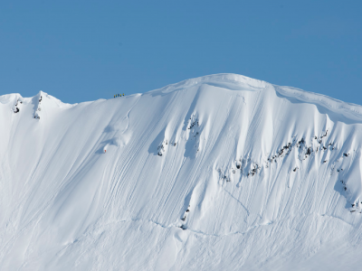 CPG Chugach Powder Guides - Snowboarding in the Chugach
