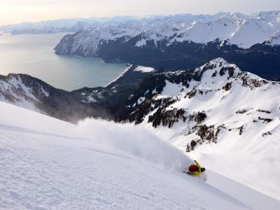 CPG Chugach Powder Guides - heli skiing Seward, Alaska's coastal mountains