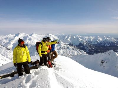 CPG Chugach Powder Guides - Seward, Alaska heli skiing