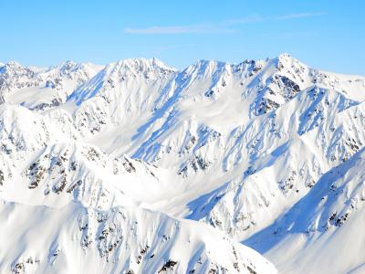 CPG Chugach Powder Guides - Seward, Alaska heli skiing terrain